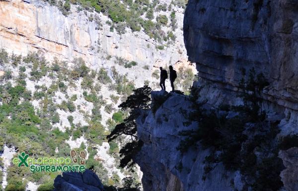 trekking s'istrada longa baunei